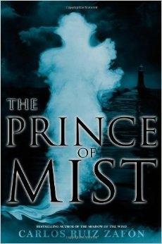 Zafon, Carlos Ruiz | Prince of Mist,: Zafon, Carlos Ruiz