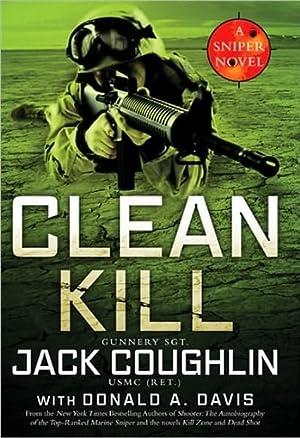 Coughlin, Jack   Clean Kill   Signed: Coughlin, Jack