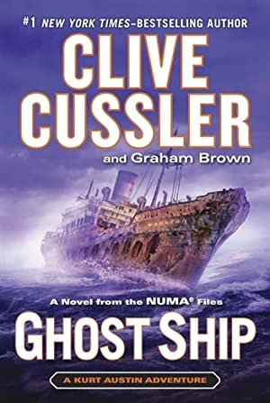 Cussler, Clive & Brown, Graham | Ghost Ship | Double-Signed 1st Edition