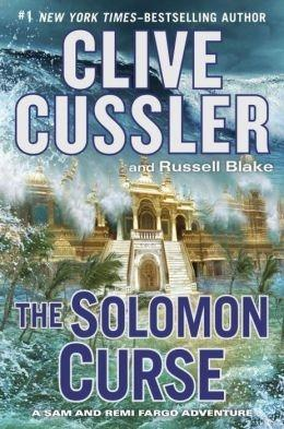 Cussler, Clive & Blake, Russell | Solomon Curse, The | Double-Signed 1st Edition