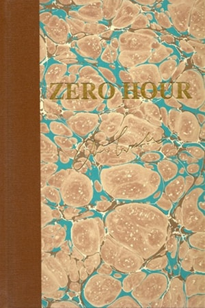 Cussler, Clive & Brown, Graham | Zero Hour | Double-Signed Numbered Ltd Edition