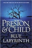 Blue Labyrinth | Preston, Douglas & Child, Lincoln | Double-Signed Large Print Edition
