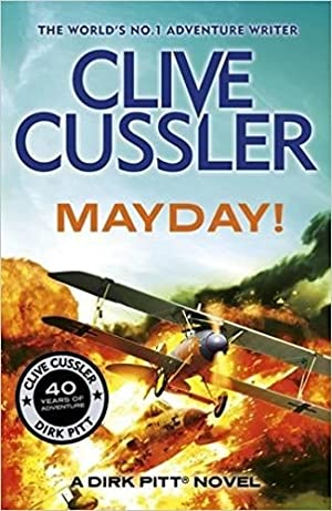 Cussler, Clive | Mayday! | Signed UK 1st Edition