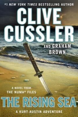 Cussler, Clive & Brown, Graham | Rising Sea, The | Double-Signed 1st Edition