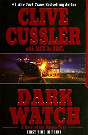Cussler, Clive & DuBrul, Jack | Dark Watch | Double-Signed Trade Paper