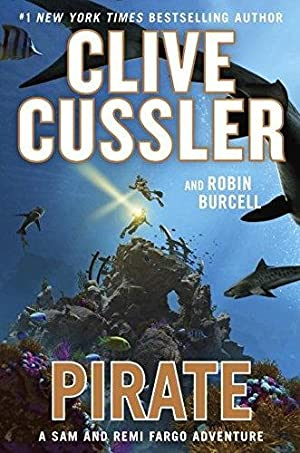 Cussler, Clive & Burcell, Robin | Pirate | Double-Signed 1st Edition