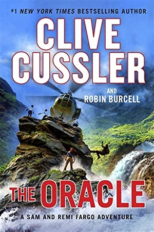 Cussler, Clive & Burcell, Robin | Oracle, The | Double-Signed 1st Edition