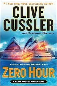 Cussler, Clive & Brown, Graham | Zero Hour | Double-Signed 1st Edition
