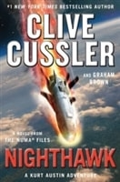 Cussler, Clive & Brown, Graham | Nighthawk | Double-Signed 1st Edition