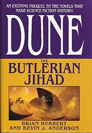 Dune: Butlerian Jihad | Anderson, Kevin J. & Herbert, Brian | Double-Signed 1st Edition