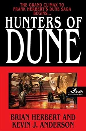 Anderson, Kevin J. & Herbert, Brian | Hunters of Dune | Double-Signed 1st Edition