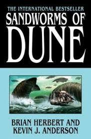 Anderson, Kevin J. & Herbert, Brian | Sandworms of Dune | Double-Signed 1st Edition