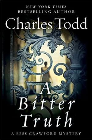 Bitter Truth, A | Todd, Charles | Double-Signed 1st Edition