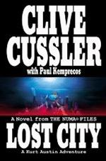 Cussler, Clive & Kemprecos, Paul | Lost City | Double-Signed 1st Edition