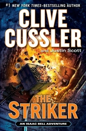 Cussler, Clive & Scott, Justin | Striker, The | Double-Signed 1st Edition