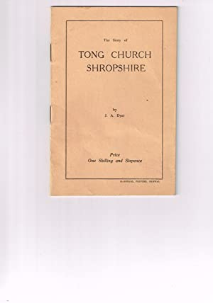 The Story of Tong Church Shropshire.