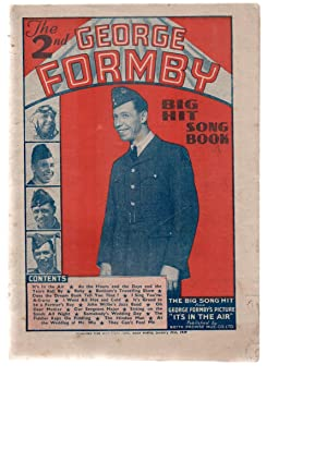 The 2nd. George Formby Big Hit Song Book.