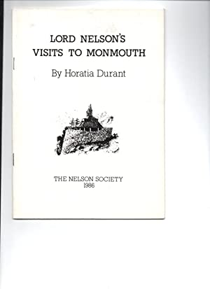Lord Nelson's Visits to Monmouth