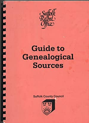 Guide to Genealogical Sources.