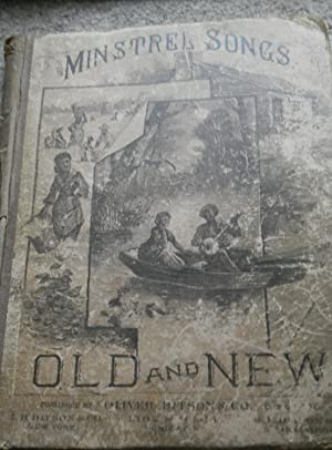 Minstrel Songs Old and New