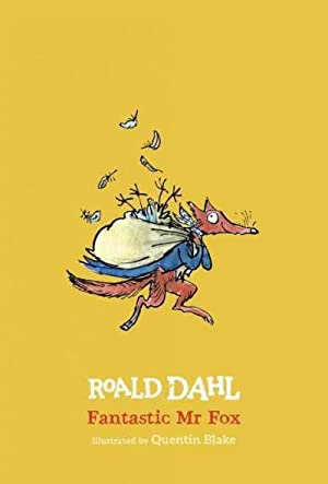 Fantastic Mr. Fox (Hardcover): Dahl, Roald/ Blake,