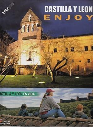 ENJOY CASTILLA Y LEÓN (2008-09): VELASCO, CARLOS; GARCÍA, SILVIA; CUESTA, CARLOS