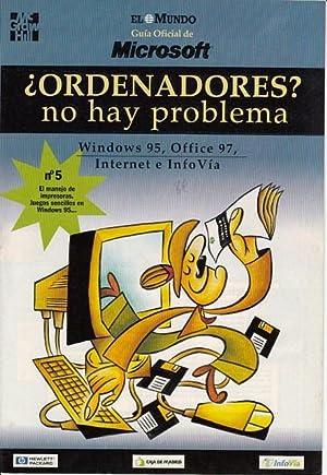ORDENADORES? NO HAY PROBLEMA Nº 5 (El: VARIOS AUTORES