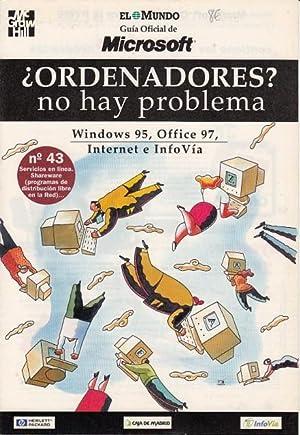 ORDENADORES? NO HAY PROBLEMA Nº 43 (Servicios: VALLEJO PINTO, JOSÉ
