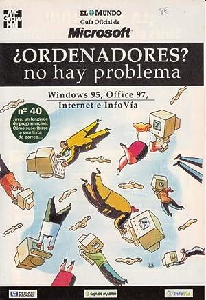 ORDENADORES? NO HAY PROBLEMA Nº 40 (Java,: VALLEJO PINTO, JOSÉ