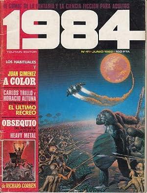 1984 Nº 41: DE LA FUENTE,