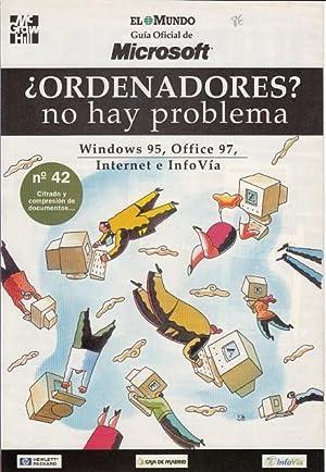 ORDENADORES? NO HAY PROBLEMA Nº 42 (Cifrado: VALLEJO PINTO, JOSÉ