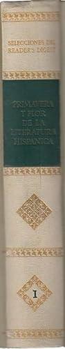 PRIMAVERA Y FLOR DE LA LITERATURA HISPÁNICA: ALONSO, DAMASO; GALVARRIATO