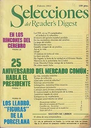 SELECCIONES DEL READER'S DIGEST (La CEE, en: HARRISS, JOSEPH A.;