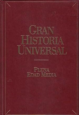 GRAN HISTORIA UNIVERSAL: PLENA EDAD MEDIA: GARCÍA DE CORTÁZAR