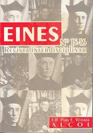 EINES Nº 15-16 (Records de Joan Fuster;: PASCUAL I OLCINA,
