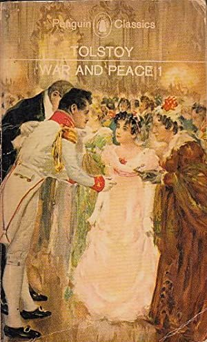 WAR AND PEACE 1: TOLSTOY, LEON