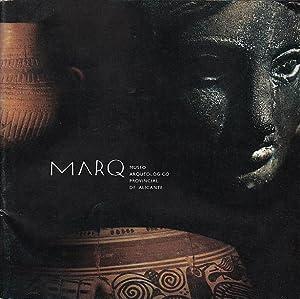 MARQ. MUSEO ARQUEOLÓGICO PROVINCIAL DE ALICANTE: VARIOS AUTORES