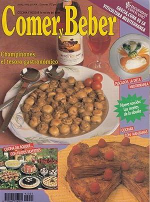 COMER Y BEBER (Restaurante Albereda; Champiñones, el: BELTRÁN, JAIME; DACHS,