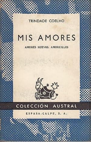 MIS AMORES (Amores nuevos, amorcillos): COELHO, TRINDADE