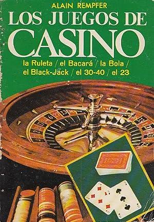 LOS JUEGOS DE CASINO (La ruleta, el: REMPFER, ALAIN