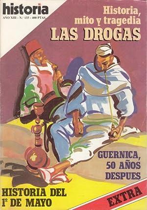 HISTORIA 16 Nº 133 (Historia del 1º: RIVAS LARA, LUCIA;