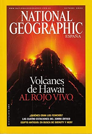 NATIONAL GEOGRAPHIC ESPAÑA. VOL. 15, Nº 4: HOLLAND, JENNIFER S.;