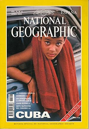 NATIONAL GEOGRAPHIC. ESPAÑA. VOL. 4. Nº 6: HARVEY, DAVID ALAN;