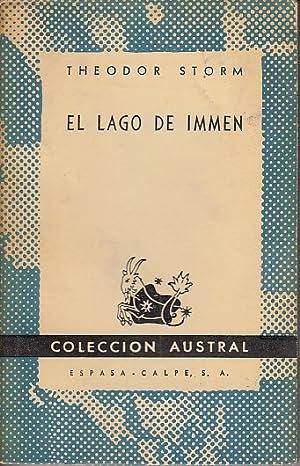 EL LAGO DE IMMEN: STORM, THEODOR