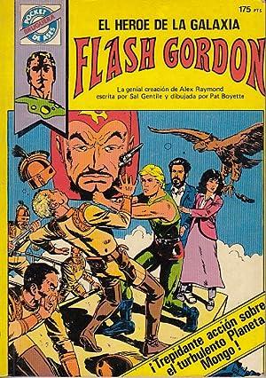 FLASH GORDON (Sheng, el salvaje; Los monstruos: RAYMOND, ALEX; GENTILE,
