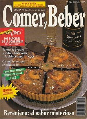 COMER Y BEBER (Berenjena: el sabor misterioso;: DACHS, MARÍA TERESA;