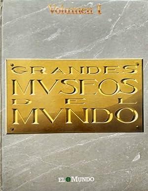 GRANDES MUSEOS DEL MUNDO VOL. I: ESCALADA, NATALIA; LUNA,