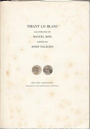 TIRANT LO BLANC: BOIX, MANUEL (ILLUSTRATED);