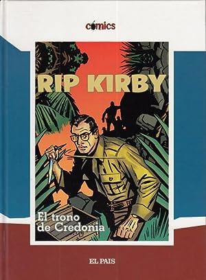 RIP KIRBY. EL TRONO DE CREDONIA: PRENTICE, JOHN; DICKENSON,
