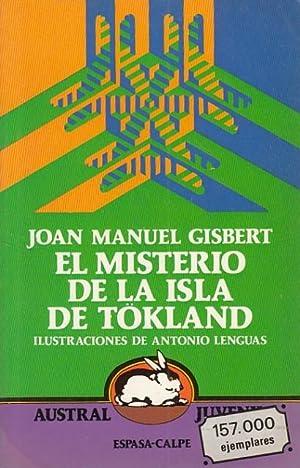 EL MISTERIO DE LA ISLA DE TOKLAND: GISBERT, JOAN MANUEL